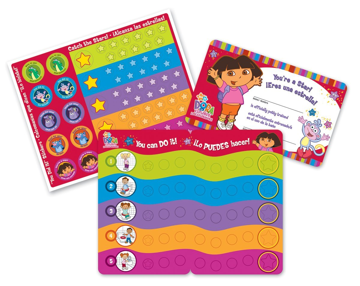 5 top rated potty training reward charts for boys  u0026 girls