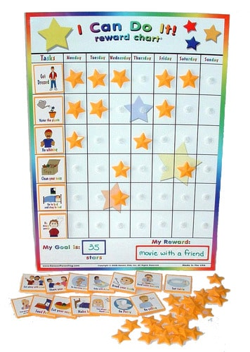 5 Top Rated Potty Training Reward Charts For Boys Girls Sticker Toilet Chart For Toddlers